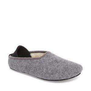 MAHABIS Classic Wool Lined Slipper New 9